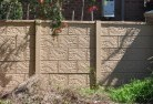 South Johnstone Brick fencing 20