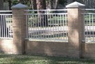 South Johnstone Brick fencing 5