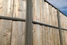 South Johnstone Lap and cap timber fencing 2